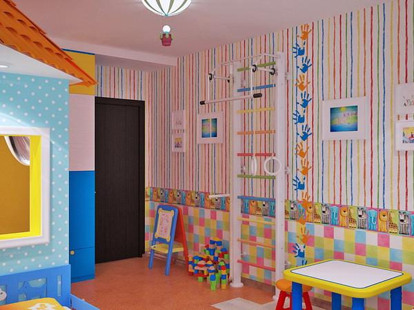Απίθανα φωτεινά παιδικά δωμάτια22