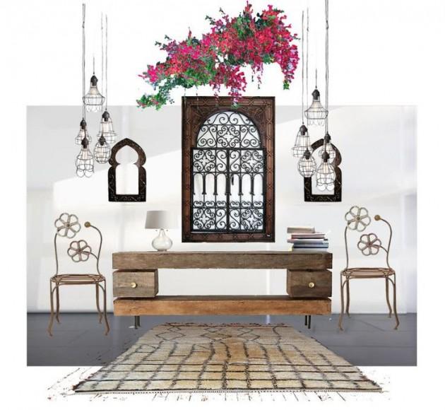 Εξωτικές Ιδέες Μαροκινής Διακόσμησης7