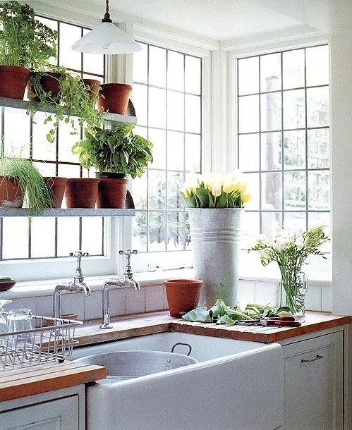 Ιδέες Ανοιξιάτικης διακόσμησης για την Κουζίνα σας19