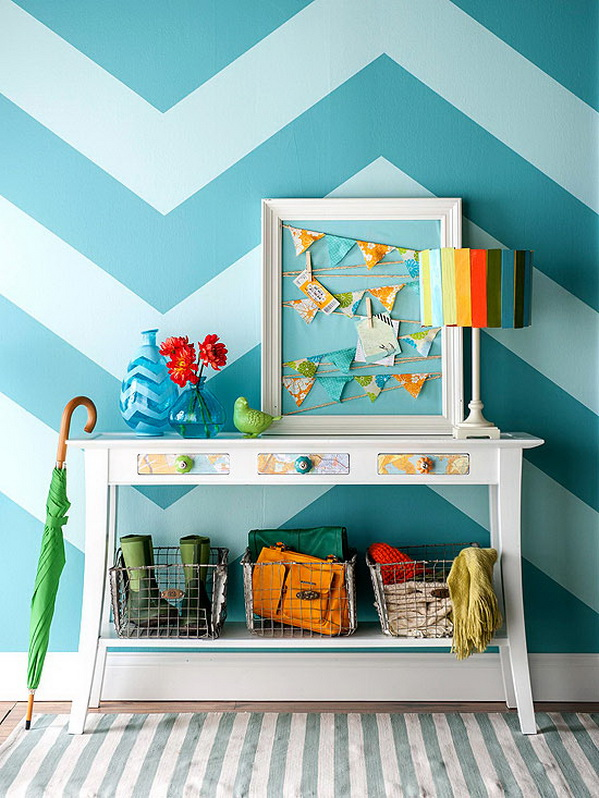 Ιδέες χρωμάτων για βάψιμο τοίχου10