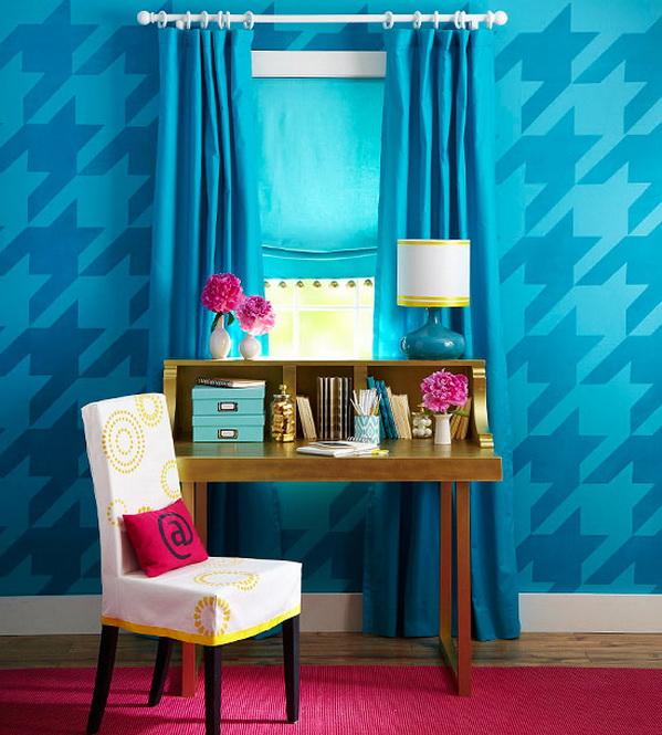 Ιδέες χρωμάτων για βάψιμο τοίχου11
