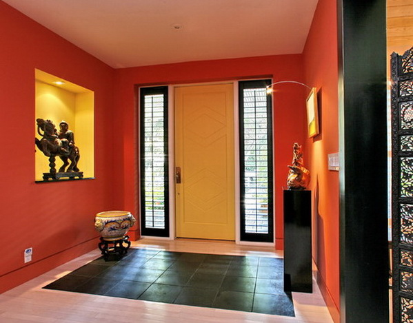 Ιδέες χρωμάτων για βάψιμο τοίχου24
