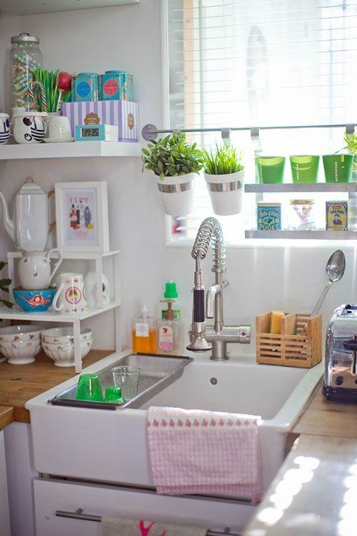 Πώς να διακοσμήσετε την κουζίνα σας με βότανα22