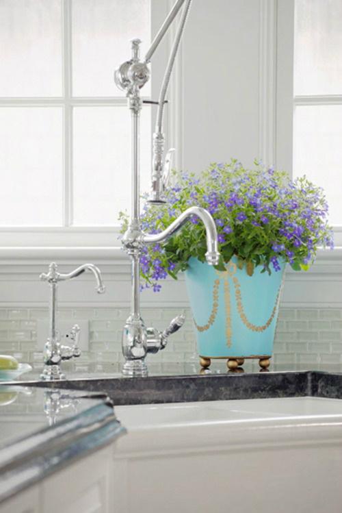 Πώς να διακοσμήσετε την κουζίνα σας με βότανα24