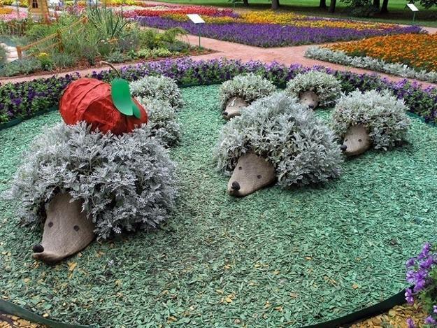 Ιδέες για να Ομορφύνετε τον Κήπο και την αυλή σας13