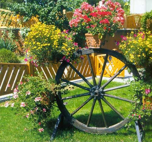 Ιδέες για να Ομορφύνετε τον Κήπο και την αυλή σας4