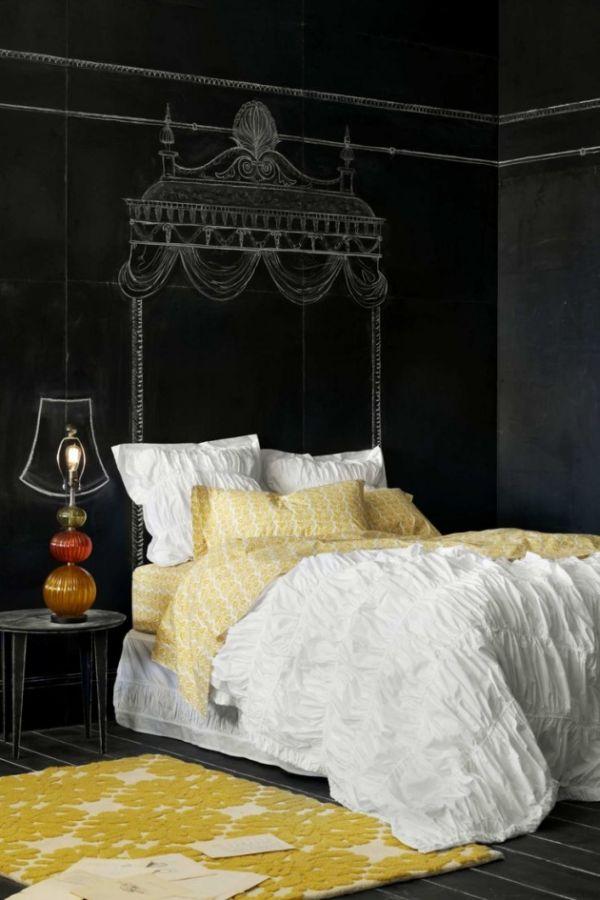 χρώμα μαυροπίνακα για διακόσμηση στο σπίτι50