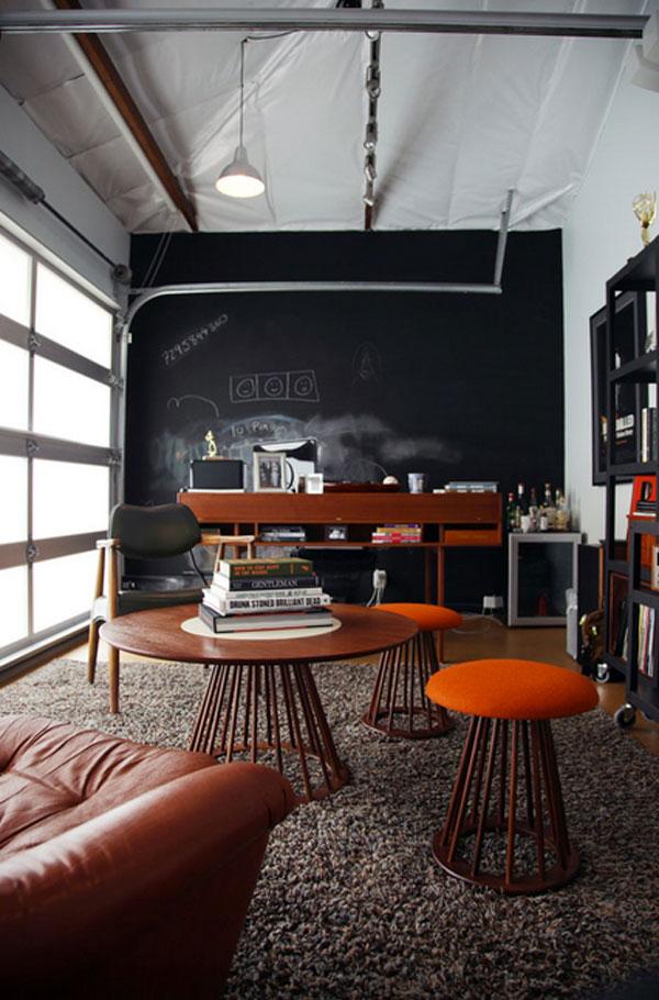 χρώμα μαυροπίνακα για διακόσμηση στο σπίτι57