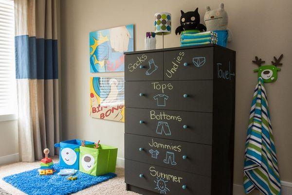 χρώμα μαυροπίνακα για διακόσμηση στο σπίτι62