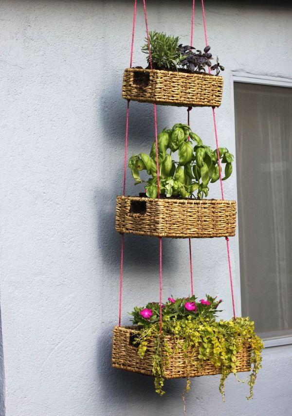 Ανανεώστε τους εξωτερικούς σας χώρους με έξυπνα DIY έργα