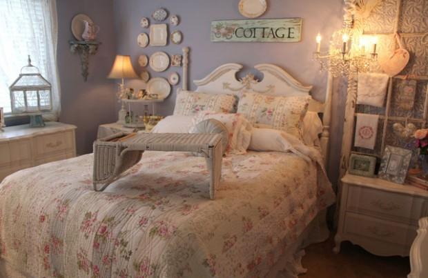 Ιδέες σχεδιασμού για Vintage Εμπνευσμένα Υπνοδωμάτια13