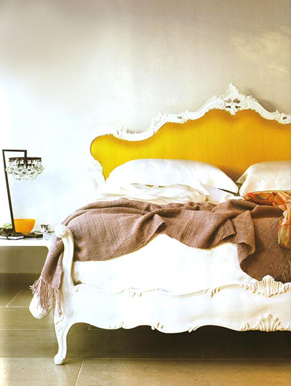 Μουσταρδί και Κίτρινες Ιδέες διακόσμησης7