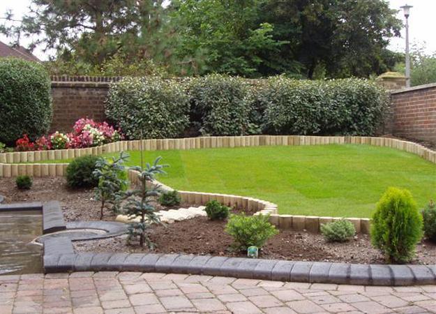 Πράσινες Ιδέες σχεδιασμού κήπου και αυλής