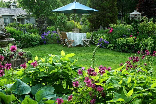 Πράσινες Ιδέες σχεδιασμού κήπου και αυλής17