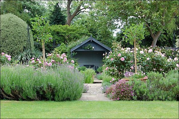 Πράσινες Ιδέες σχεδιασμού κήπου και αυλής21