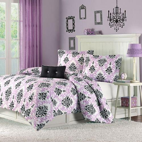 Τέλεια μωβ υπνοδωμάτια14