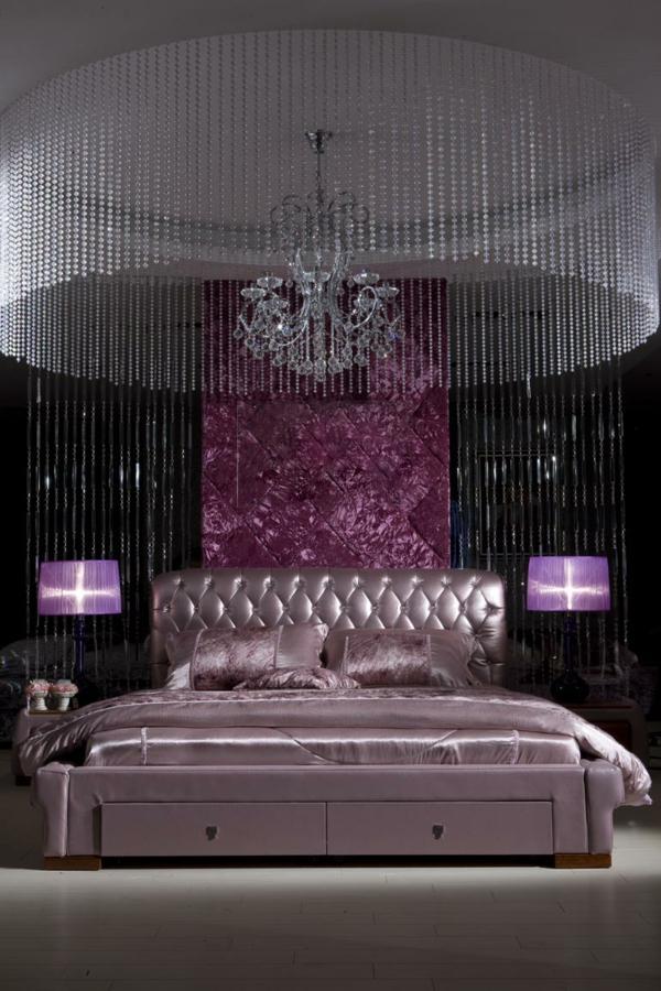 Τέλεια μωβ υπνοδωμάτια9
