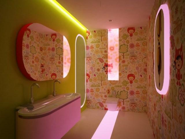 Υπέροχες Ιδέες διακόσμησης Μπάνιου για τα παιδιά σας4