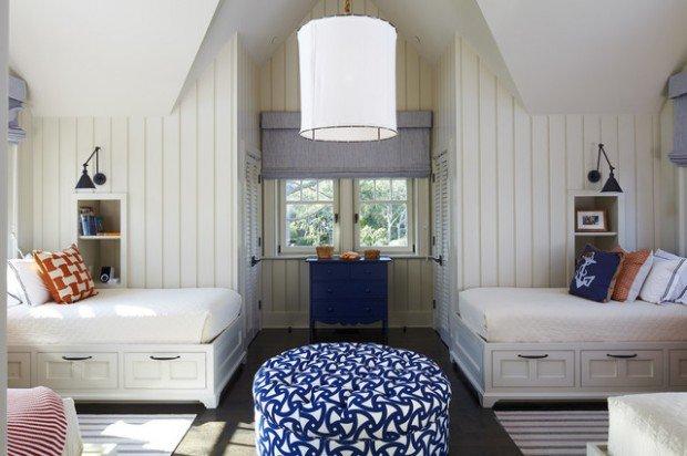 Υπνοδωμάτια για παιδιά Σχεδιασμένα σε θαλασσινό στυλ7