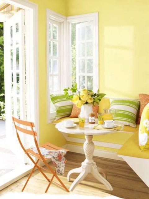 ιδέες με κίτρινο χρώμα2