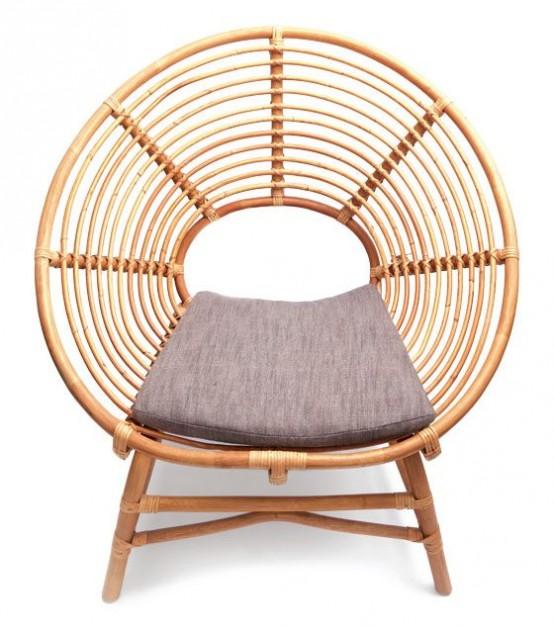 ιδέες με ψάθινες Καρέκλες6