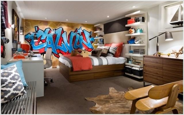 Ιδέες για διακόσμηση τοίχου Υπνοδωματίου11