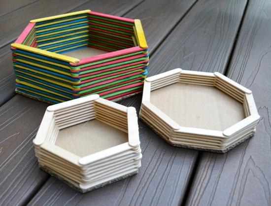 κατασκευές από ξυλάκια παγωτού2