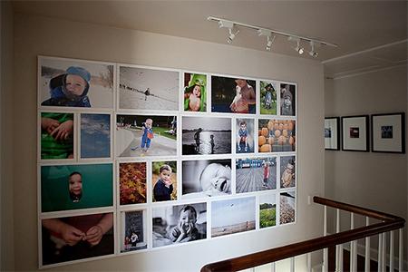 Δημιουργικοί τρόποι για να παρουσιάσετε φωτογραφίες1
