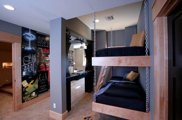 δωμάτια με Κρεμαστά Κρεβάτια19
