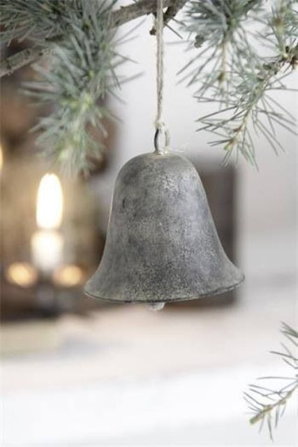 Ιδέες Διακόσμησης για τα Χριστούγεννα σε όλες τις αποχρώσεις του γκρι20