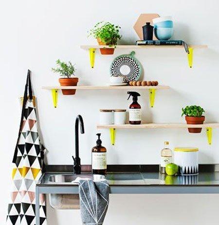 προσθέσετε πινελιές χρώματος στο σπίτι σας1