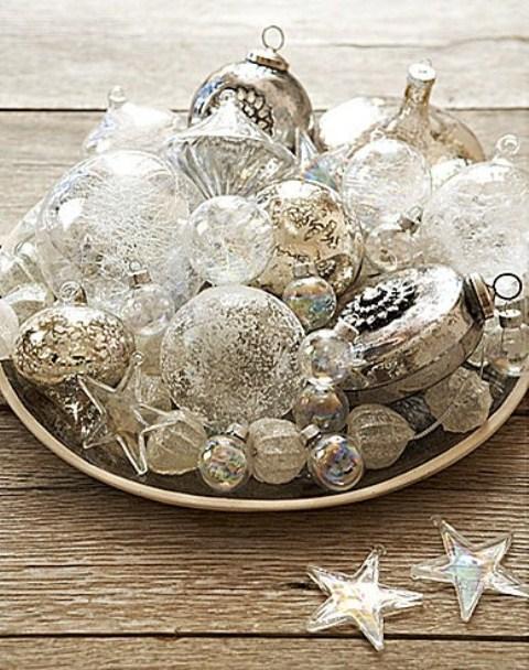 Ιδέες για Vintage λευκά  Χριστούγεννα6
