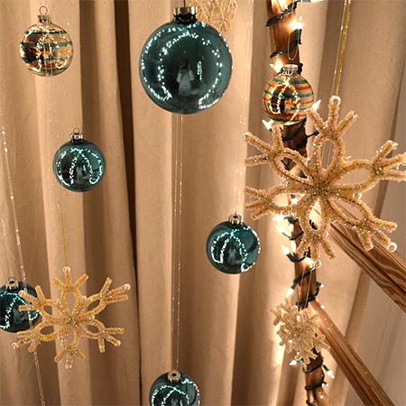 Πρωτότυπο χριστουγεννιάτικο δέντρο σκάλα2