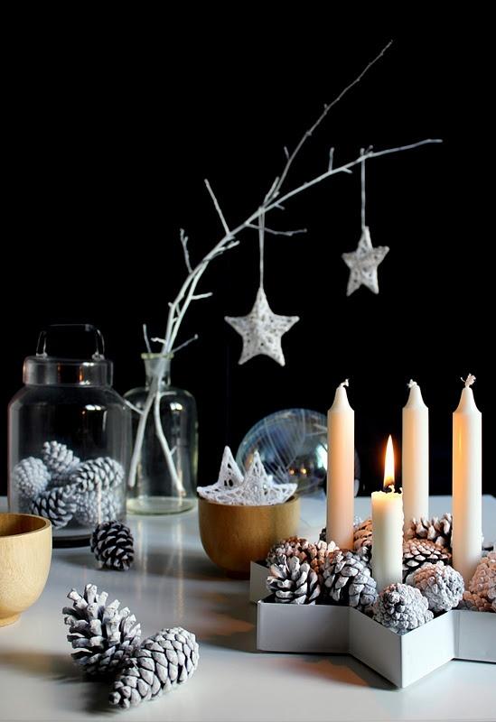 Σκανδιναβικές Χριστουγεννιάτικες Ιδέες Διακόσμησης19