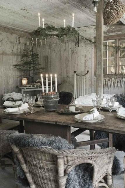 Σκανδιναβικές Χριστουγεννιάτικες Ιδέες Διακόσμησης26