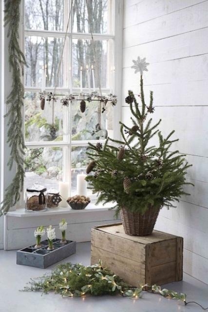 Σκανδιναβικές Χριστουγεννιάτικες Ιδέες Διακόσμησης33