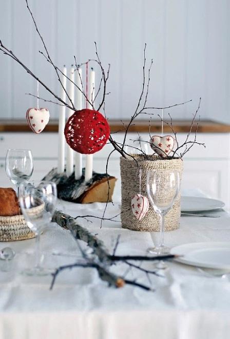 Σκανδιναβικές Χριστουγεννιάτικες Ιδέες Διακόσμησης4