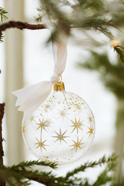 χρυσάφι Και Λευκές Χριστουγεννιάτικες Ιδέες37