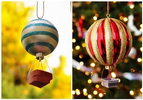 DIY Χριστουγεννιάτικα Στολίδια12