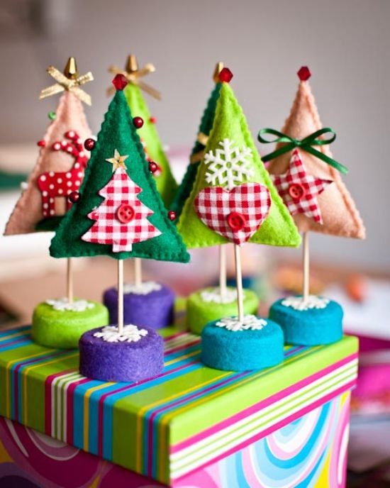 DIY Χριστουγεννιάτικα Στολίδια4