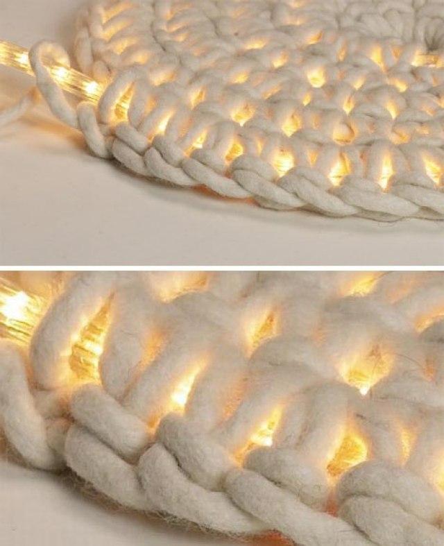 DIY LED Φωτιζόμενο Χαλί2
