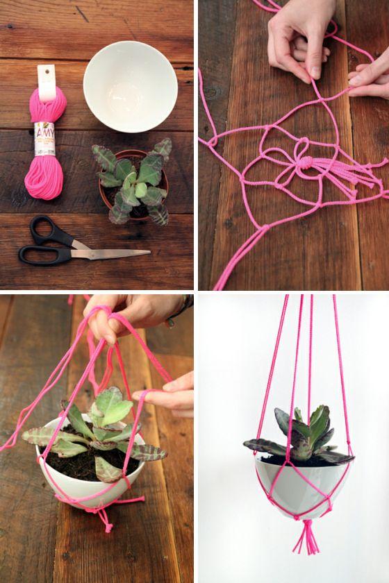 Ιδέες Εσωτερικής διακόσμησης με φυτά30