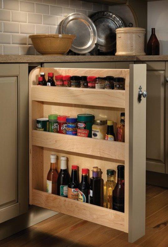 Λύσεις Εξοικονόμησης χώρου και αποθήκευσης κουζίνας3