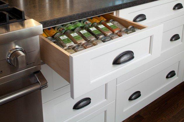 Λύσεις Εξοικονόμησης χώρου και αποθήκευσης κουζίνας7