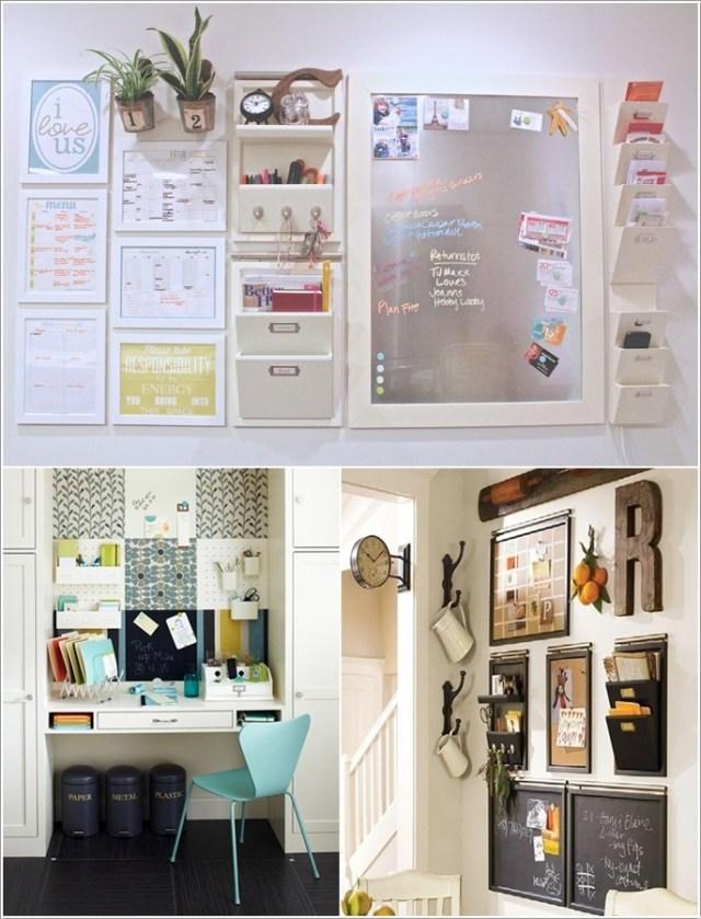 ιδέες για να χρησιμοποιήσετε τους τοίχους σας για αποθήκευση6