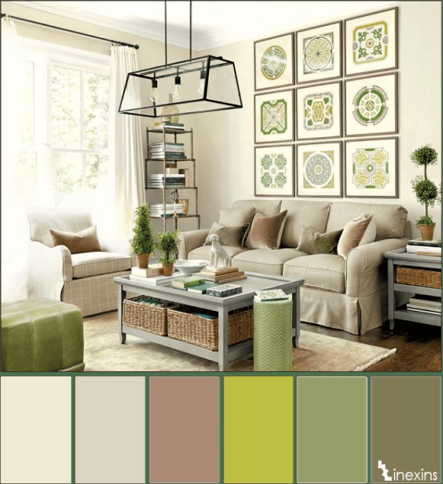 παλέτες χρωμάτων για δημιουργία χώρου χαλάρωσης4