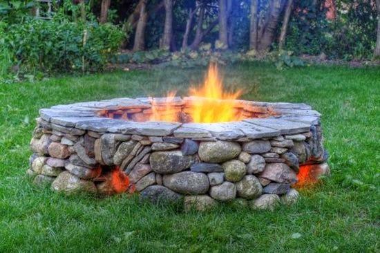 Ιδέες Διακόσμησης κήπου με βράχια και πέτρες8