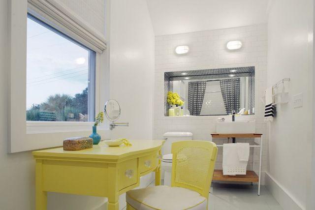Μπάνια με τη ζεστή δελεαστική ομορφιά του Κίτρινου12