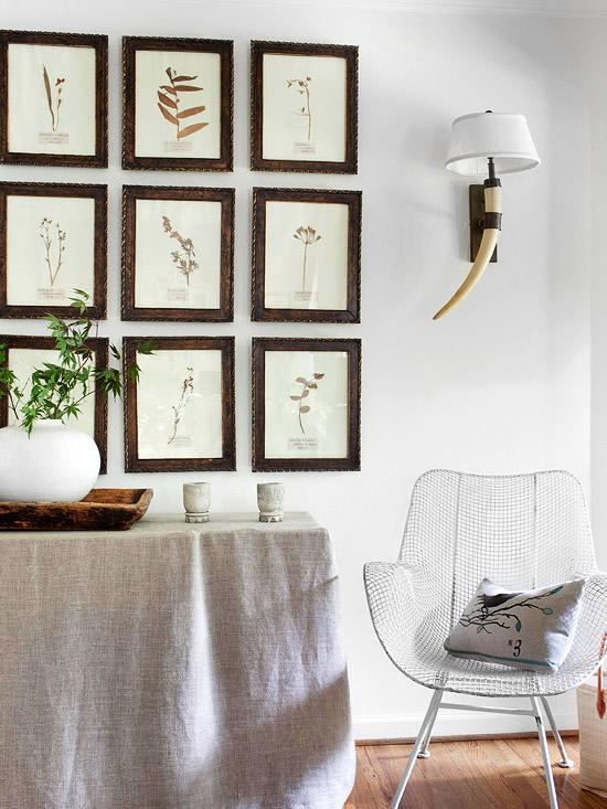 Πώς να διακοσμήσετε Μεγάλους άδειους τοίχους13