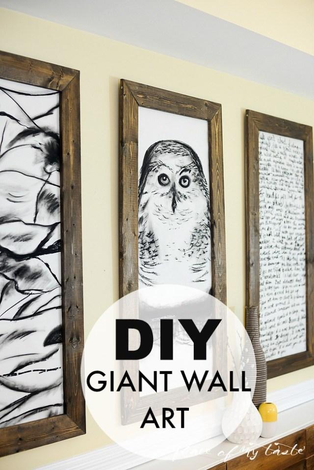 Πώς να διακοσμήσετε Μεγάλους άδειους τοίχους5